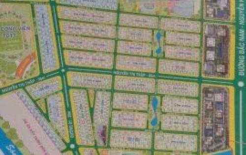 Bán đất lô góc 2 mặt tiền dự án  khu dân cư Himlam kênh Tẻ phường tân hưng quận 7