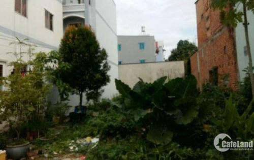 Bán gấp lô đất 4x15m, vị trí đẹp, hẻm 3m Huỳnh Tấn phát, phường Phú Thuận, Quận 7, giá 2,7 tỷ