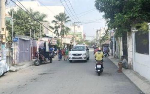 Bán lô đất mặt tiền đường số 17 phường Tân Thuận Tây Quận 7