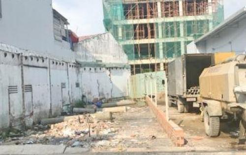 Bán gấp lô đất đẹp mặt tiền đường Tân Mỹ phường Tân Thuận Tây Quận 7