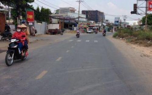 Bán lô đất ở tại đường Lò Lu Quận 9