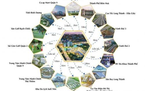 Đất nền Singa Quận 9 - MT Trường Lưu, KDC hiện hữu, SHR - giá chỉ 24tr/m2 , LH 0902885808