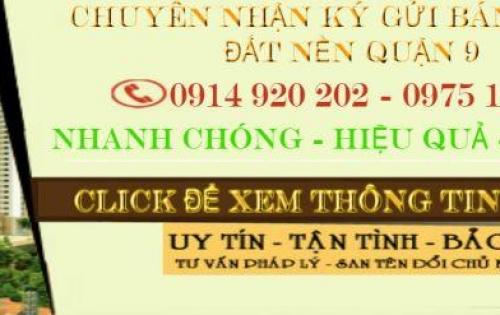 Làm sao để bán đất nhanh chóng - đất nền quận 9 - BDS Đất Việt