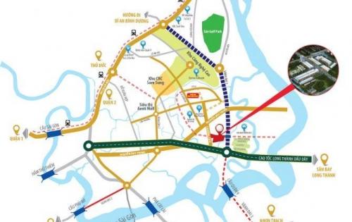 Singa city - Đất nền đô thị Quận 9,  liền kề chợ Long Trường, giá chỉ 22tr/m2 - Liên hệ 0902885808