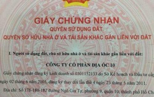 Cần bán gấp lô đất 4 x 16m, ngay mặt tiền khu dân cư Hương Lộ 5. Giá 4,2 tỷ LH 0931918902