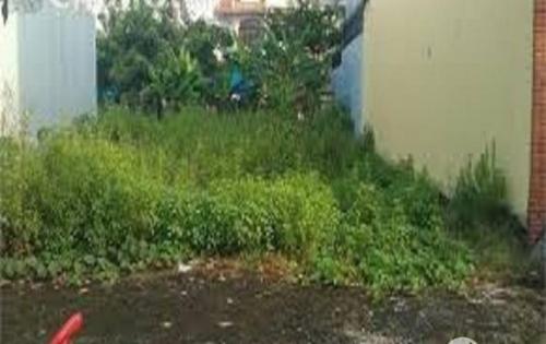 Bán 80m2 đất ODT- có GPXD 4 tấm sau chung cư mới xây 843 Hương Lộ 2