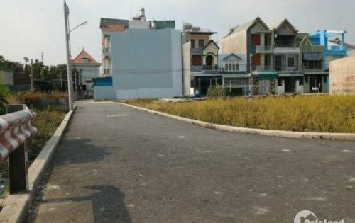 Đất nền ngay cầu Tân Tạo Bình Tân SHR thổ cư chỉ 400 triệu nhận nền