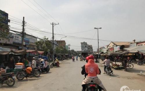 Đất thị trấn đức hòa- đến ngã 3 giồng 20p- giá gốc chính chủ