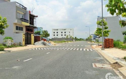Đất 5x16, shr, gần cầu Tân Tạo, Bình Tân, HCM giá đầu tư
