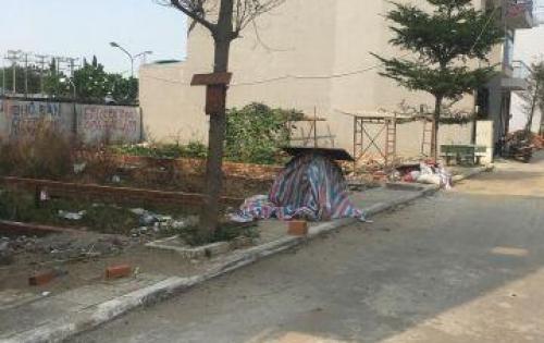 Cần bán lô đất cách mặt đường Trường Chinh 200m, KDC Tân Phú, Sổ hồng riêng.