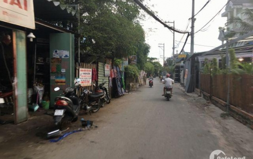 Bán đất xây nhà trọ, gần trường đại học, Linh Xuân, Thủ Đức.