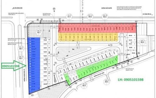 bán ngay 1 lô đất dự án 6x25 , vị trí đẹp, mặt tiền đường Vương Thừa Vũ, Phước Mỹ, Sơn Trà, TP Đà Nẵng.