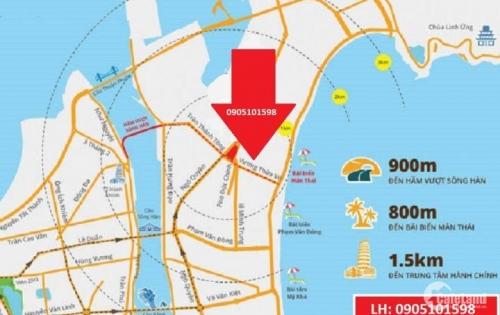 Khách nào muốn mua lô biệt thự 8x20, đường 7.5, giá chỉ 40 triệu/m2 không ?
