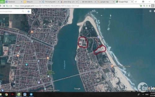 Đất Nền Biệt Thự View Biển Thành Phố Đồng Hới,Bản Sao Sơn Trà-Đà Nẵng