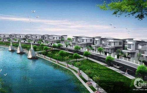 Bán biệt thự ven sông, liền kề Vincom Plaza, giá tốt nhất từ chủ đầu tư.
