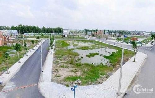 Bán đất mặt tiền đường QL62 -TP Tân An