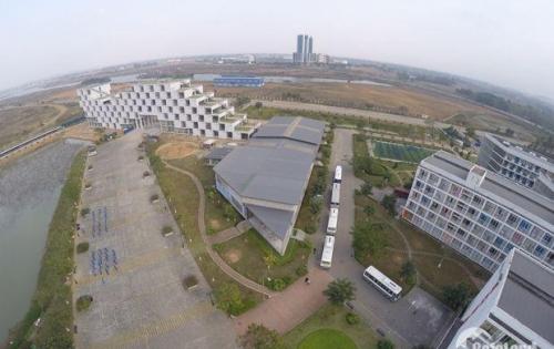Bán đất lô góc mặt tiền 26m, đối diện công viên Thạch Hòa - Thạch Thất