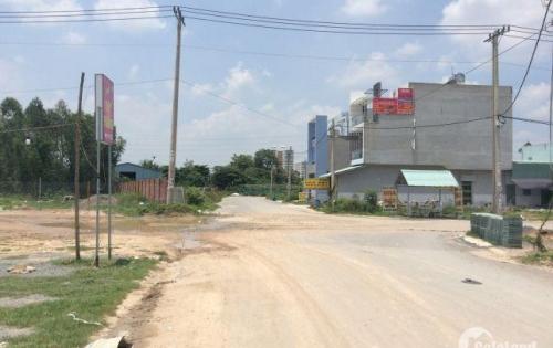 Đất 2 mặt tiền đẹp nhất khu Việt Sing, Thuận An, Bd, nơi kinh doanh buôn bán lý tưởng nhất