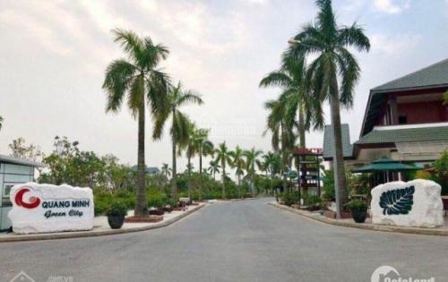 Quang Minh Green City mở bán, thông tin, chi tiết LH M.Huy 0964156193