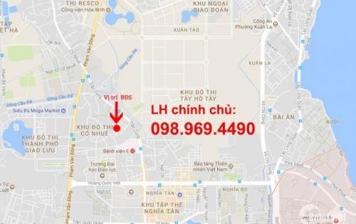 Cần bán 40m2 đất thổ cư trong ngõ đường Trần Cung