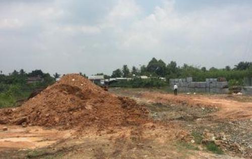 Cần bán nhanh lô đất mặt tiền đường DT 768,xã Bình Hòa, huyện Vĩnh Cửu  kinh doanh buôn bán tốt
