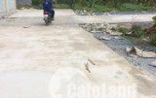 Đất xã Bình Lợi giá rẻ 2tr6/m2