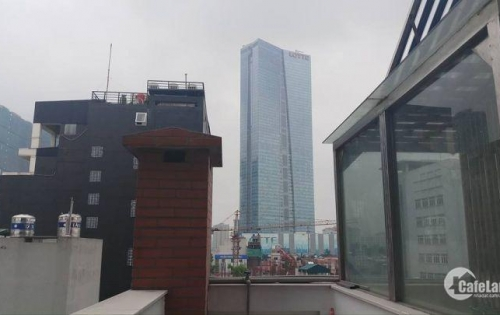 Đẹp 7T thang máy văn phòng, căn hộ cho thuê Văn Cao-Liễu Giai-Ba Đình gần 60m2, MT 9m chỉ nhỉnh 12 tỷ