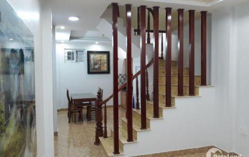 Bán nhà ngõ 266 Đội Cấn,Ba Đình,DT45m2x4tầng,mới,giá chỉ 3,3tỷ.