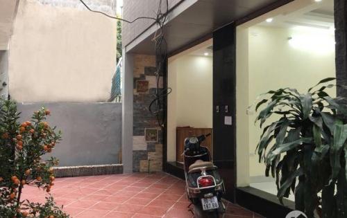 Bán nhà ngõ 266 Đội Cấn,Ba Đình,DT43m2x4tầng,mới,giá chỉ 3,3tỷ.