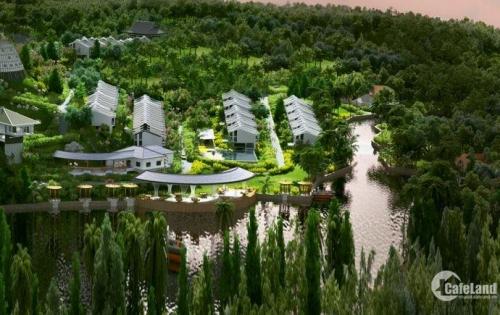 Chỉ với 1,9 tỷ sở hữu ngay căn biệt thự 3 tầng ven đô tại Maison decampagne BAVI