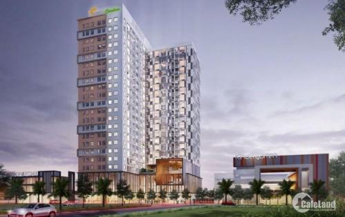 Bán căn hộ chung cư  mặt đường Hoàng Văn Thụ thành phố Bắc Giang diện tích 63m2 giá 14.5 Triệu/m²