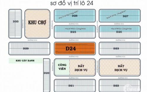 Đầu tư an toàn nhà ở Thương mại- Dịch vụ KCN Bàu Bàng ( thu nhập trên 100tr/năm )