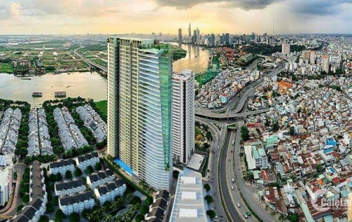Bán căn hộ Opal Tower (Saigon Pearl) Nguyễn Hữu Cảnh Bình Thạnh