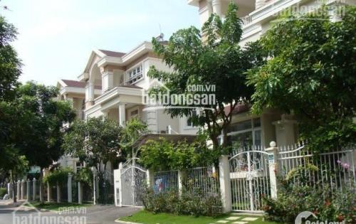 Bán đất biệt thự KDC Bình Hòa đường 12m, gần bờ sông Vàm thuật Bình Thạnh.