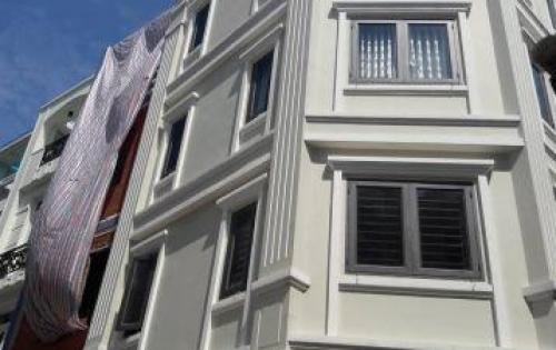 Bán nhà Nơ Trang Long  quân Bình Thạnh  58m2, 5 tầng giá 6,3 tỷ