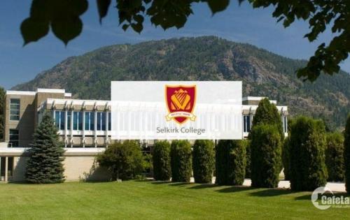 trường cao đẳng cộng đồng ở British Columbia