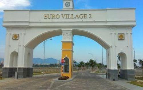 chính chủ bán gấ đất triệu phú euro village 2
