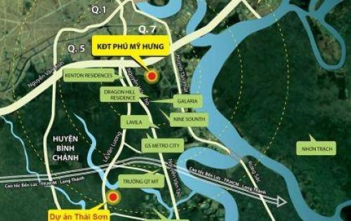 Dự án T&T Long Hậu, Cần Giuộc, Long An - 850 TRIỆU - 0985.798.936