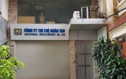 Chính chủ cần bán gấp Tòa nhà văn phòng, nhà số 3 ngõ 118 Hoàng Quốc Việt, Cầu Giấy, Hà Nội