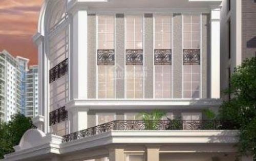 Bán nhà 2 mặt phố Trần Đăng Ninh và Thọ Tháp, Cầu Giấy tổng 2 mặt tiền rộng 27m vị trí đắc địa nhất