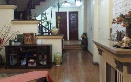 Bán nhà đẹp 4 tầng sát mặt phố Yên Hòa, 4 tỷ LH 0973486331