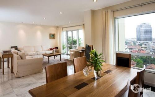 Bán căn hộ chung cư cao cấp 181 Xuân Thủy, Cầu GIấy,DT 95m2, giá 38tr/m2.