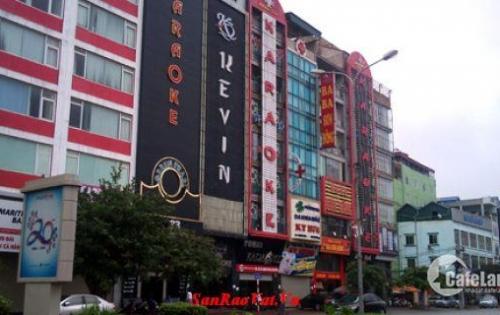 Đẹp dạng ngời 10 tầng x 100m2 mặt tiền 6m bán mặt phố Trần Thái Tông, Tôn Thất Tuyết, Cầu Giấy