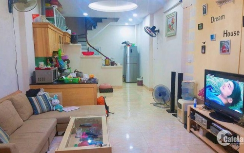 Cần bán nhà 5 tầng Hoàng Quốc Việt, Cầu Giấy, nhà đẹp, ngõ rộng, giá tốt