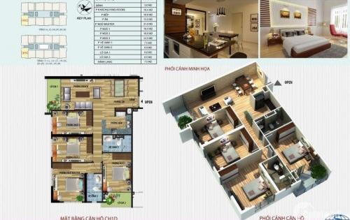 Chính chủ bán gấp chung cư 148m2 CT4 Vimeco giá 30tr/m2 đường Nguyễn Chánh.