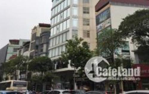 Bán nhà như biệt thự 2 mặt phố văn phòng, Công ty 220m2 x 5T Thành Thái, Trần Đăng Ninh, Cầu Giấy