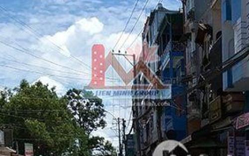 Vừa ở vừa kinh doanh ổn định với nhà nở hậu, mặt tiền đường Hà Huy Tập, p3, ĐàLạt