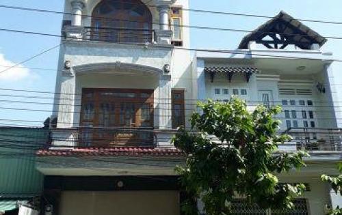 Bán nhà mặt tiền, 4 tầng, đường chính 10m, KDC Đại Quang, Dĩ An