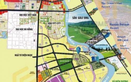 Nhận đặt giữ chỗ dự án mới HoT nhất phía nam Đà Nẵng.