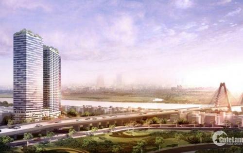 Nhận đặt chỗ tòa C- tòa đẹp nhất dự án Intracom Riverside , chỉ từ 18 triệu/m .LH VPBH : 0946.556.962